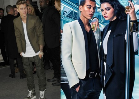 Justin Bieber Balmain Hm Collection 2