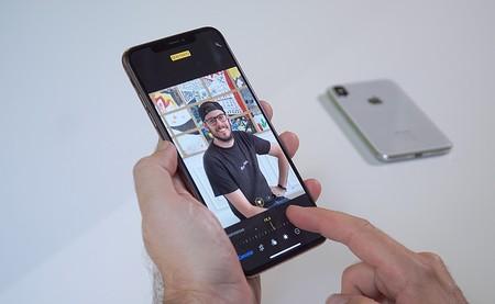 Iphone Xs Max En Mano