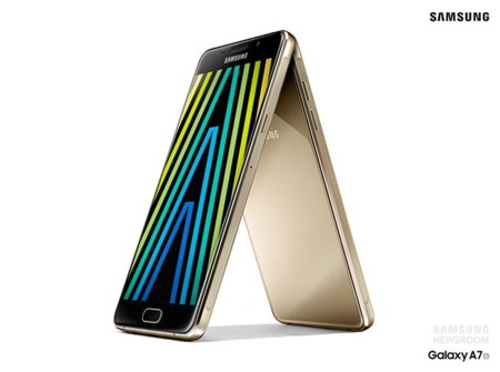 Samsung Galaxy A7 Press