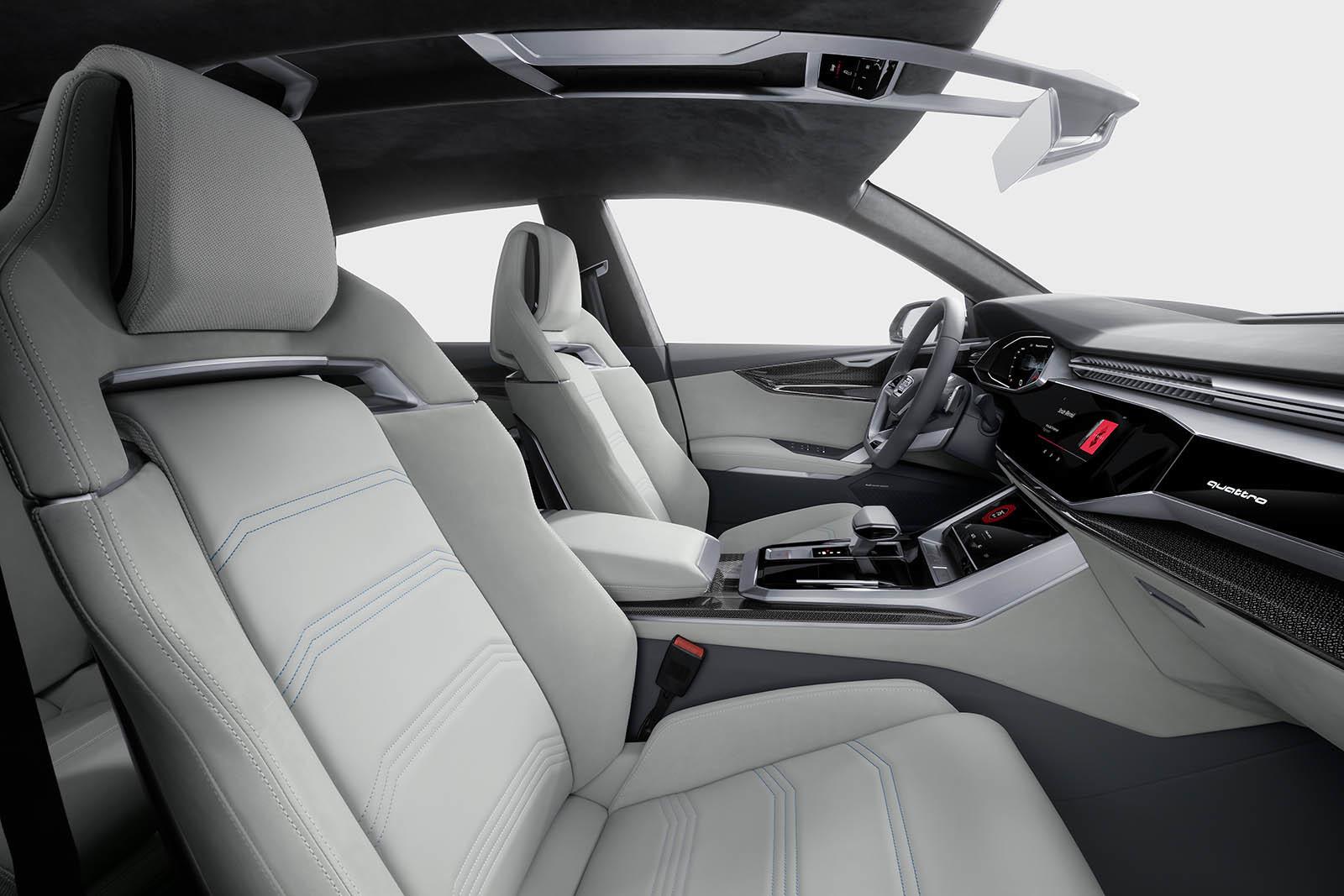 Foto de Audi Q8 Concept (36/39)