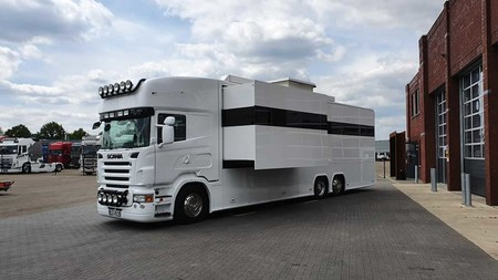 Scania Motorhome 2