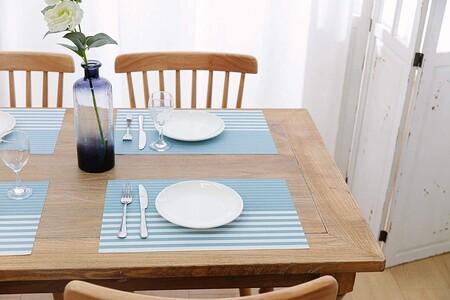 Ocho salvamanteles ideales para tus comidas y cenas de este verano
