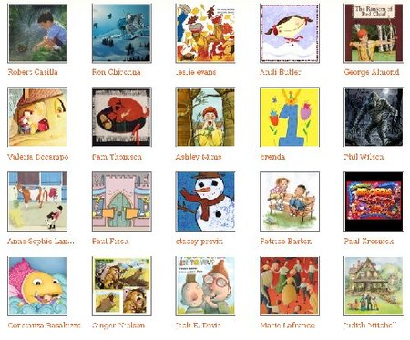Ilustradores infantiles en Picture Book
