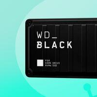 El disco duro SSD para consolas WD Black P50 Game Drive de 1 TB cuesta menos en Amazon: amplía tu equipo gaming por 185 euros