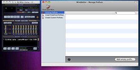 WineBottler entorno gráfico para Wine facilita la ejecución de aplicaciones Windows en Mac OS X