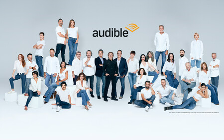Audible Foto De Familia