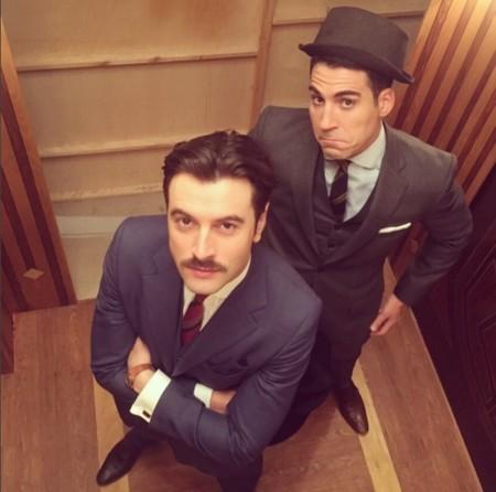 Mateo Y Alberto
