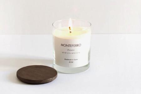 Aromatiza tu hogar con velas de inspiración paisajística de ZUBI y Olivia Soaps