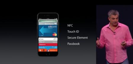 Olvídate de la cartera para siempre con Apple Pay y el NFC del iPhone 6 (también con el Apple Watch)