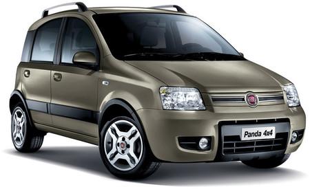 Fiat Panda Classic 4x4 Climbing