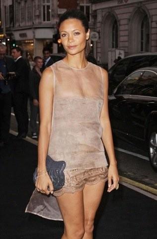 Las famosas en la Fashion's Night Out de Armani: looks elegantes