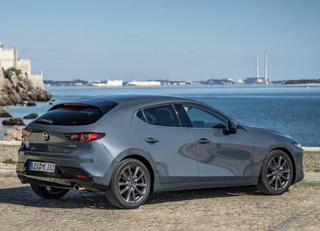 Mazda 3 Hatchback Polymetal Gray 2