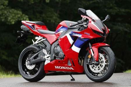 Honda Cbr 600 Rr 2020