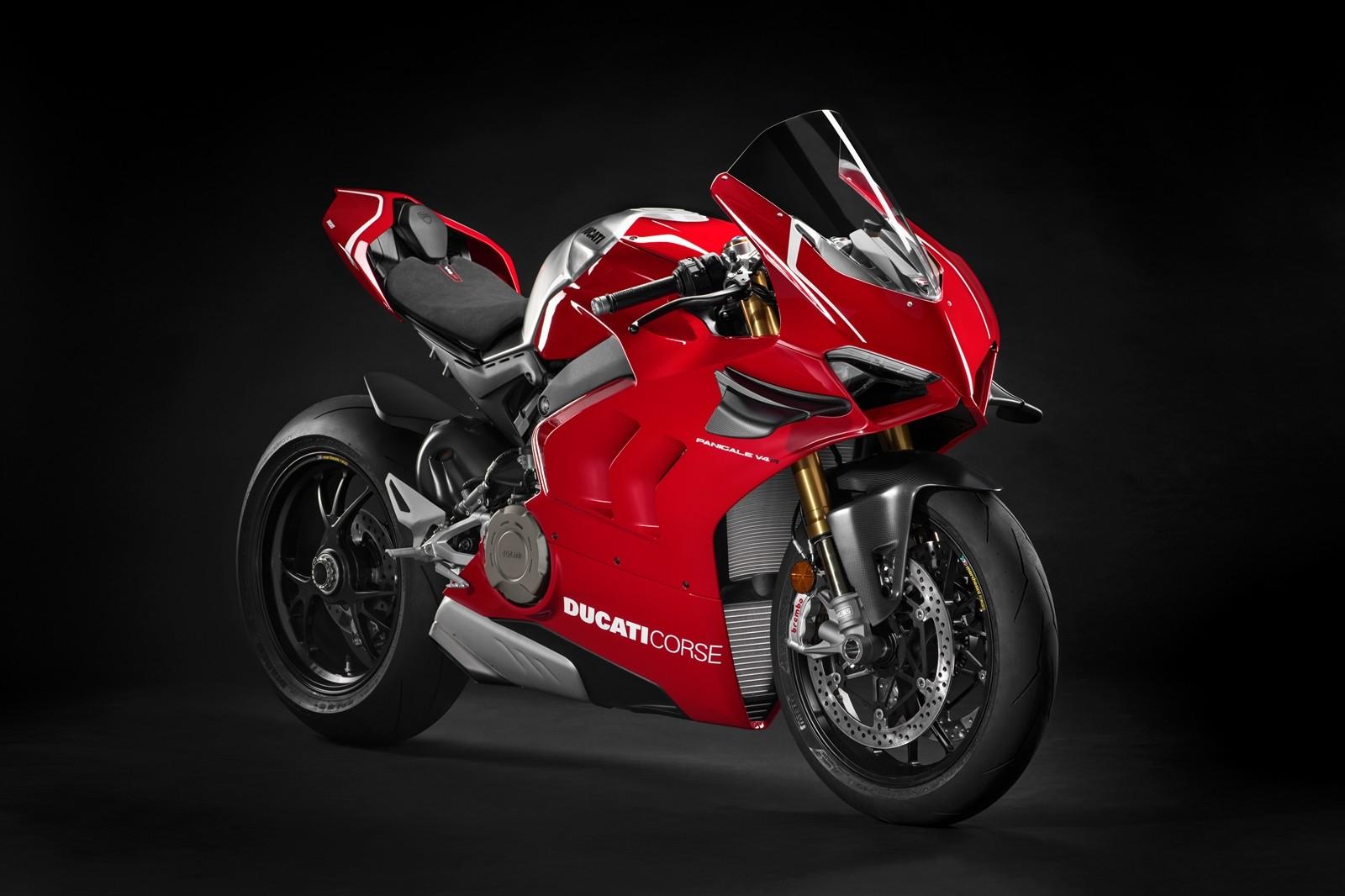 Foto de Ducati Panigale V4 R 2019 (48/87)