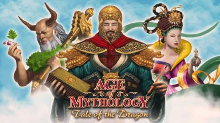 Age of Mythology sigue vivo tras 13 años y lo demuestra con su nueva expansión Tale of the Dragon