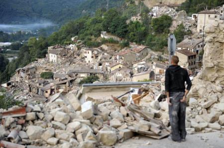 Terremoto Italia Ano 2016