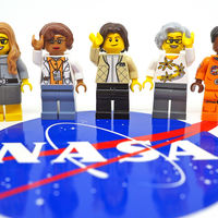 Las mujeres de la NASA recibirán un maravilloso homenaje al ser transformadas en Legos