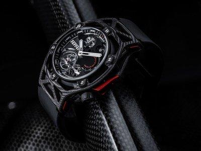 Ferrari y Hublot crearon los relojes con los que todos soñamos