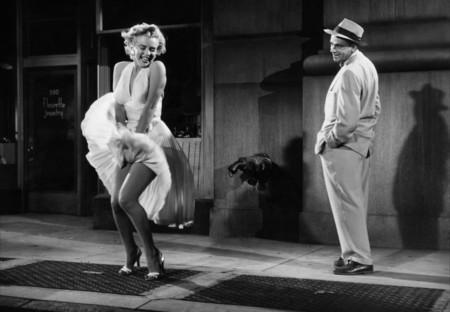 Marilyn Monroe en La tentación vive arriba
