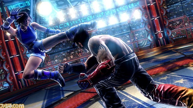 Foto de 170111 - Tekken Tag Tournament 2 (1/45)