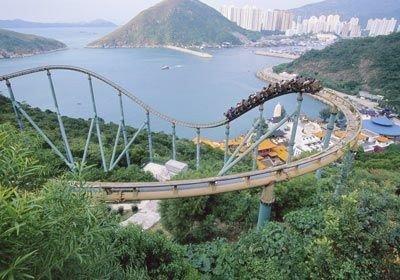 Los 10 parques temáticos más populares del mundo