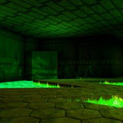 Foto 11 de 13 de la galería nivel-e1m1-de-doom-en-unreal-engine en Vida Extra