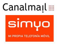 """CanalMail se apunta a regalar códigos """"pioneros"""" de Simyo"""