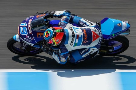 Gabri Rodrigo Le Mans Moto3 2019
