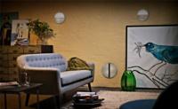 Los nuevos equipos de sonido de Bang & Olufsen se suben por las paredes