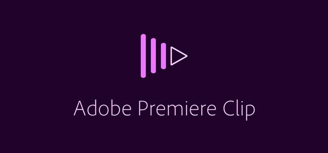 Adobe Premiere Clip, el nuevo editor de vídeo para iOS de Adobe