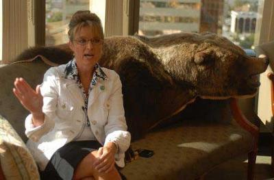 Foto de El salón de Sarah Palin (2/4)