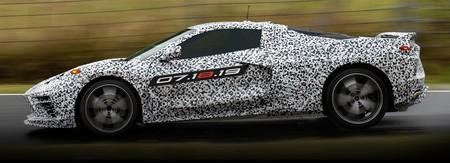¡Confirmado! El Corvette C8 se presentará el 18 de julio
