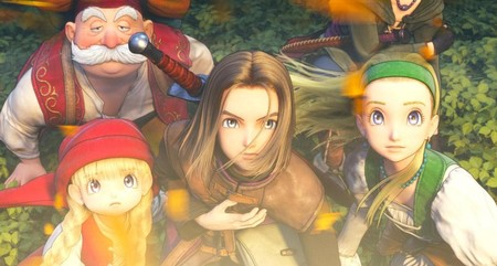 La versión de Dragon Quest XI S para Xbox One, PS4 y PC es un port del juego de Nintendo Switch