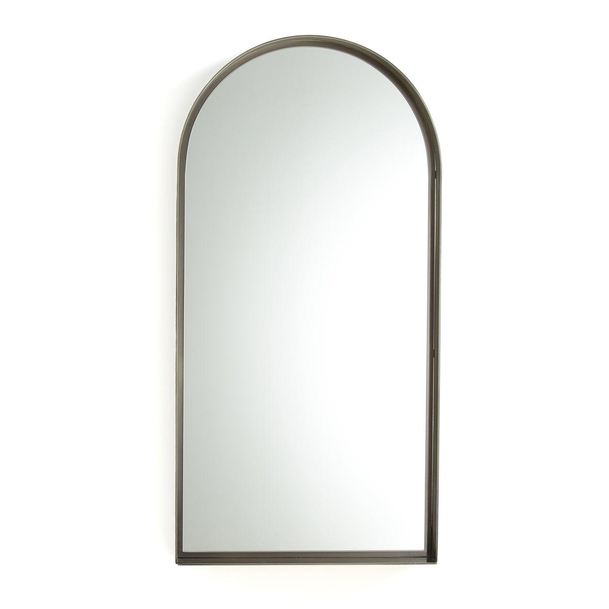 Espejo de latón envejecido