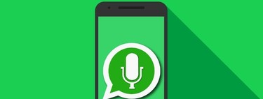 How to pass the notes of voice to text message on WhatsApp
