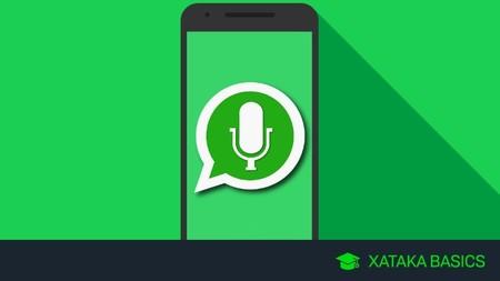 Cómo pasar las notas de voz a mensaje de texto en WhatsApp