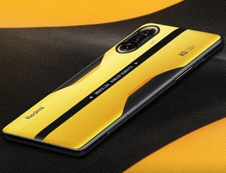 Xiaomi Redmi K40 Gaming Edition Bruce Lee Edition Oficial