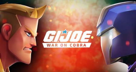 'G.I. Joe: War On Cobra', el juego de estrategia basado en la popular franquicia militar, ya está disponible en iOS y Android