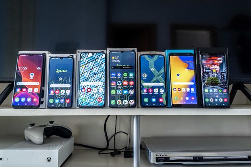 El mejor móvil Samsung en calidad precio: guía de compra y comparativa