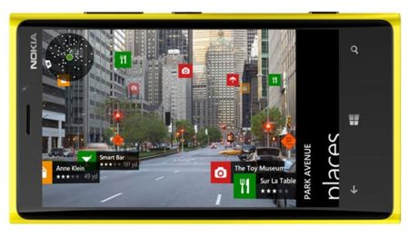 Nokia Maps en Nokia Lumia