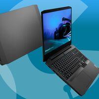 Este equilibrado portátil gaming vuelve a estar rebajado en Amazon: Lenovo IdeaPad Gaming 3 15IMH05 por 849 euros