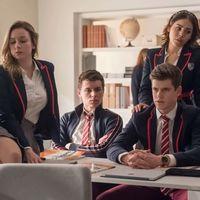 'Élite' tendrá segunda temporada en 2019: Netflix quiere seguir indagando en el crimen de Las Encinas