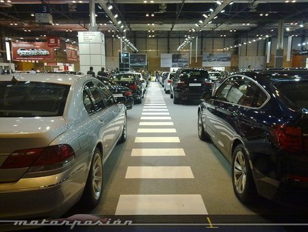 XVI Salón del Vehículo de Ocasión de Madrid