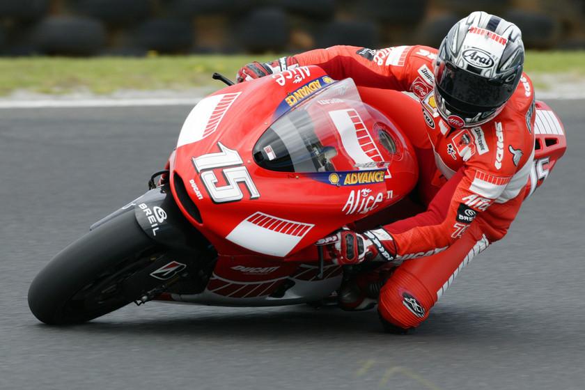 Sete Gibernau vuelve al mundial con 46 años para correr con las motos eléctricas de MotoGP