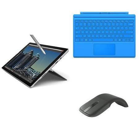 Pack Microsoft Surface Pro 4, con teclado, ratón y lápiz, por 799 euros y envío gratis