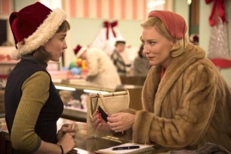 'Carol', tráiler y cartel del romance lésbico con Cate Blanchett y Rooney Mara