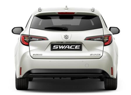 Suzuki Swace Corolla 6