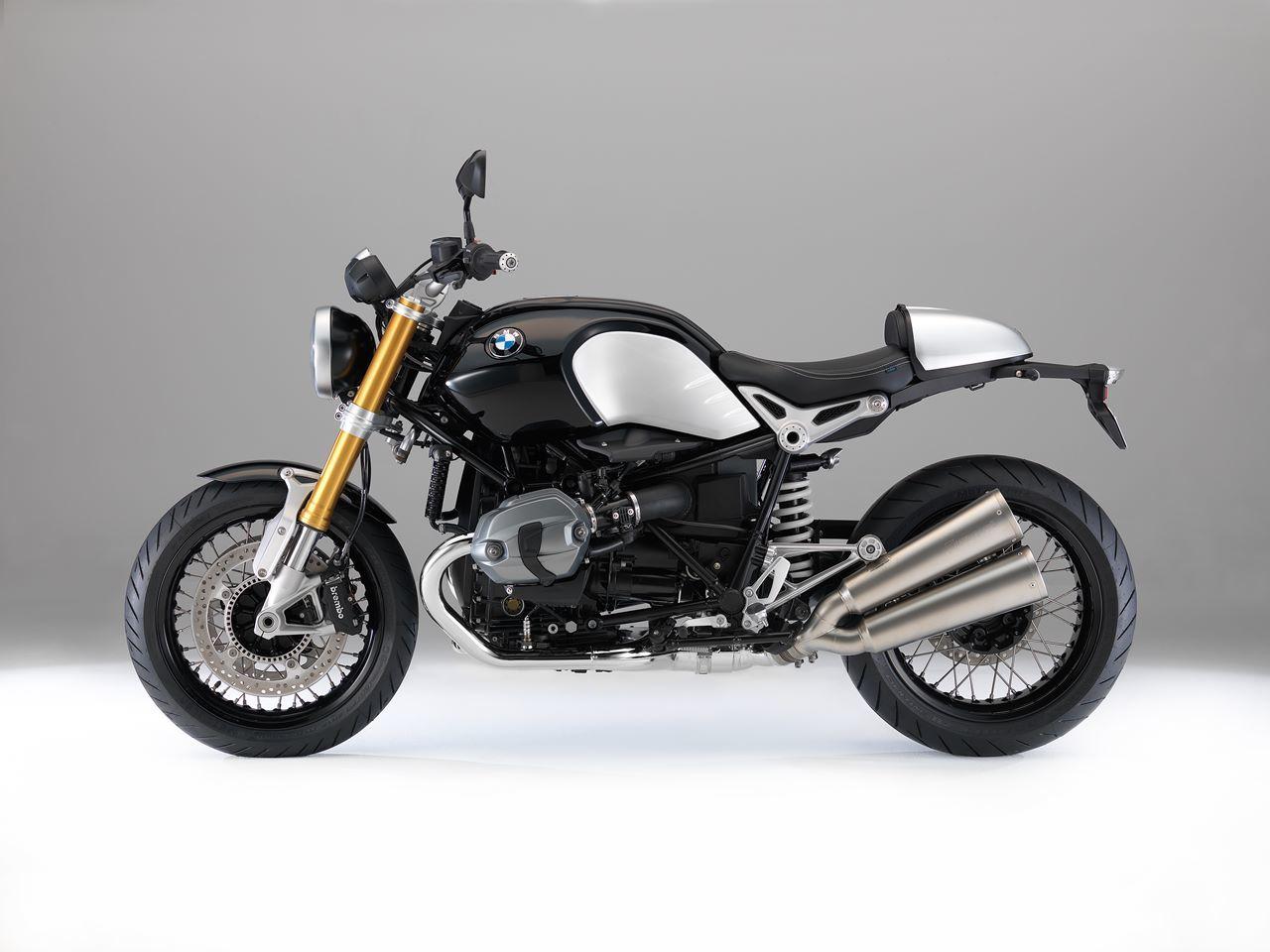 Foto de BMW R nine T, datos oficiales, fotos y vídeo (2/47)