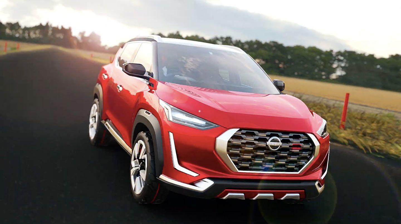 Foto de Nissan Magnite Concept (1/6)