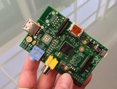 El modelo barato de la Raspberry Pi ya está en producción